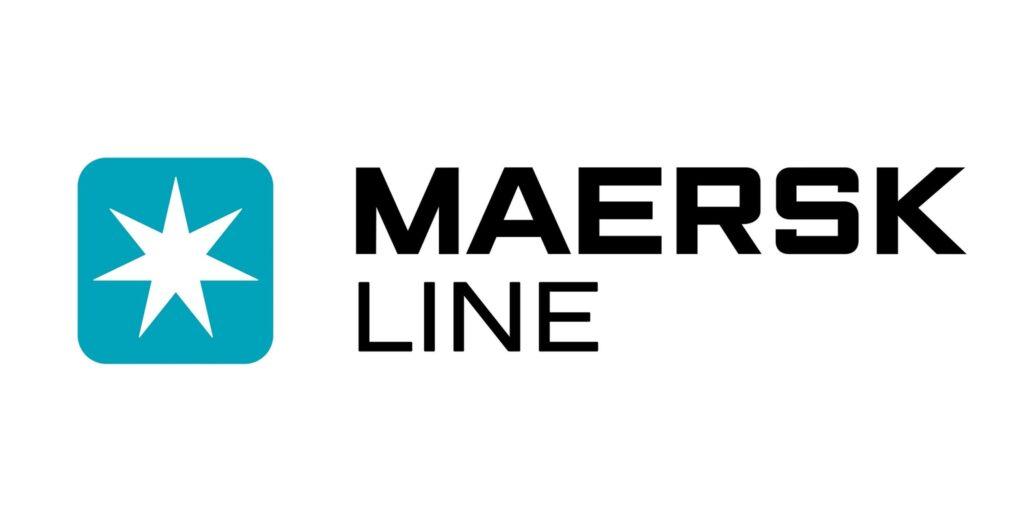 maersk line logo good quality