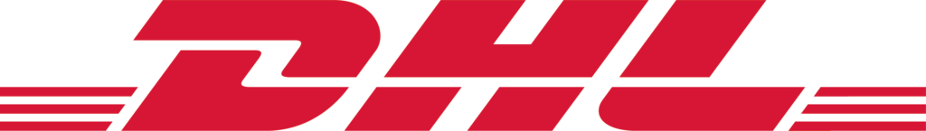 DHL logo transparency