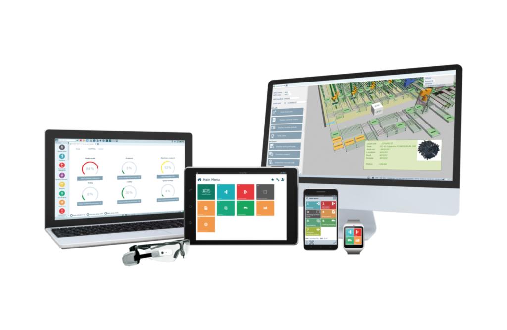 Innovative warehouse software