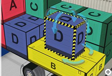 Packing manifest: Cargo Planner