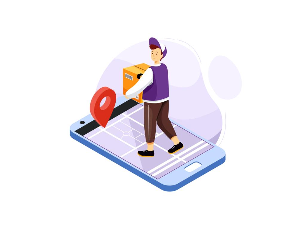 Shipping API – simplified illustration